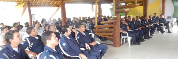 Abertura do Curso de Capacitação da Guarda Municipal Ambiental de Salvador